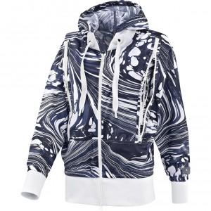 AdidasStellaMcCartney-WomensRunPrintedHoodie