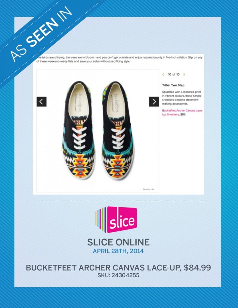 Slice Online – April 28, 2014