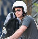 Actor Liev Schreiber sports the Arizona Sandal