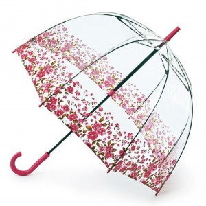 Fulton Birdcage Printed Umbrella