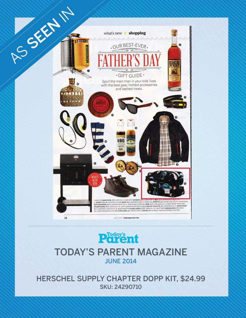 Today's Parent Magazine – June 2014
