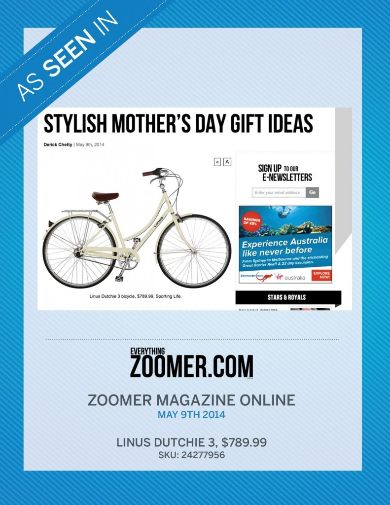 Zoomer Bike