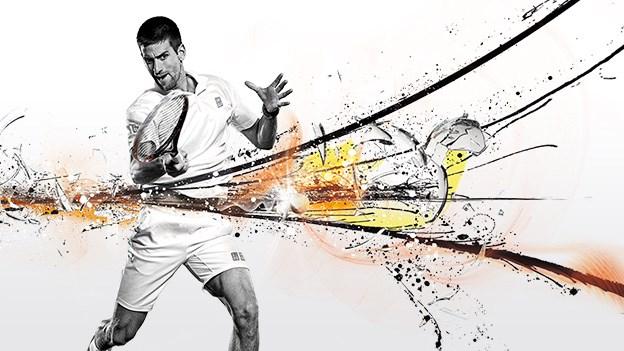 novak djokavic graphene head tennis racquets