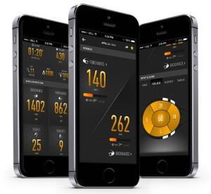 Babolat Play iPhone App