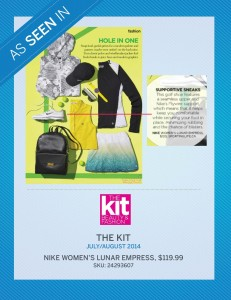 The Kit – July/August 2014