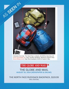 The Globe and Mail – August 16th, 2014