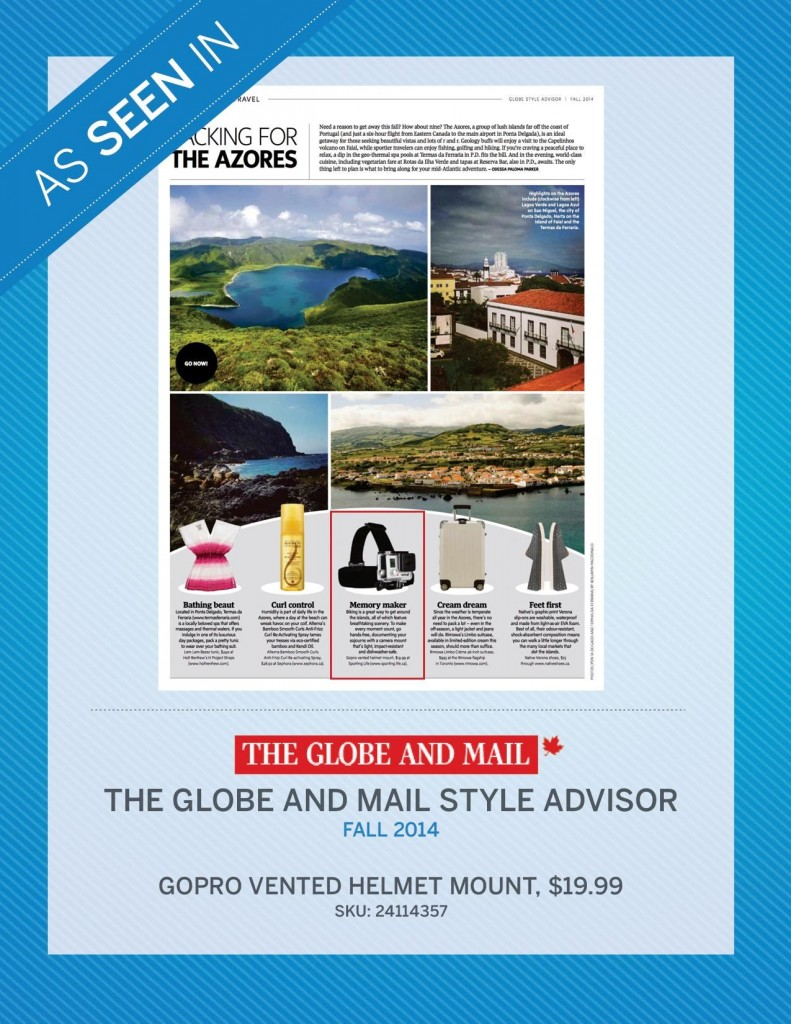 The Globe and Mail Style Advisor – Fall 2014