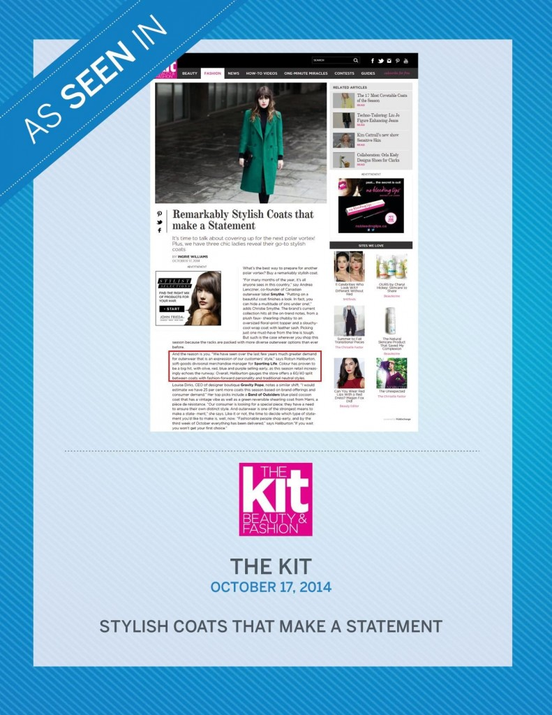 The Kit – October 17th, 2014