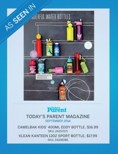 Today's Parent Magazine – September 2014