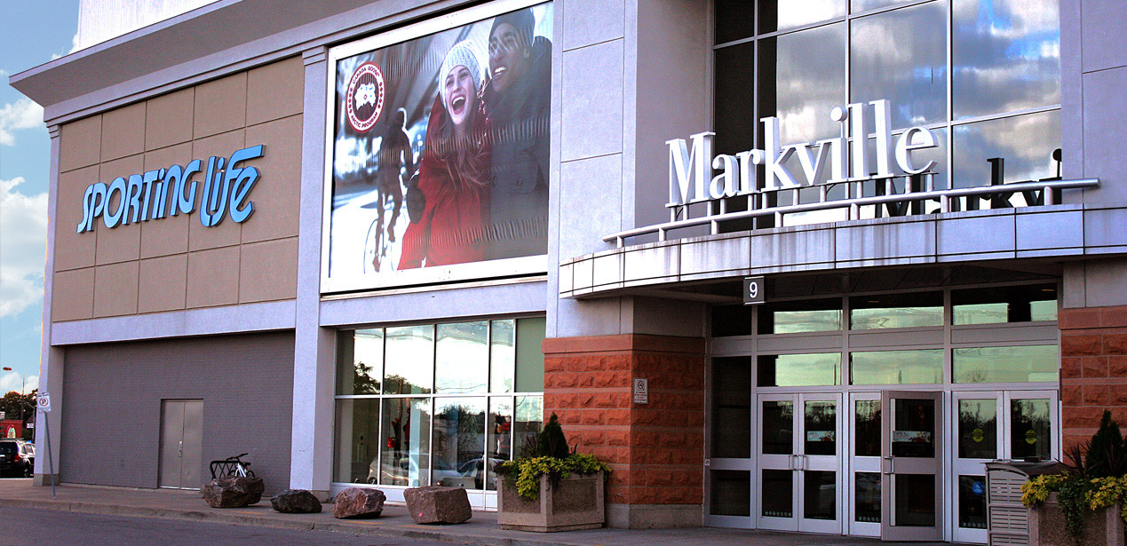 Sporting Life Markville Mall: Now Open! - SportingLife Blog