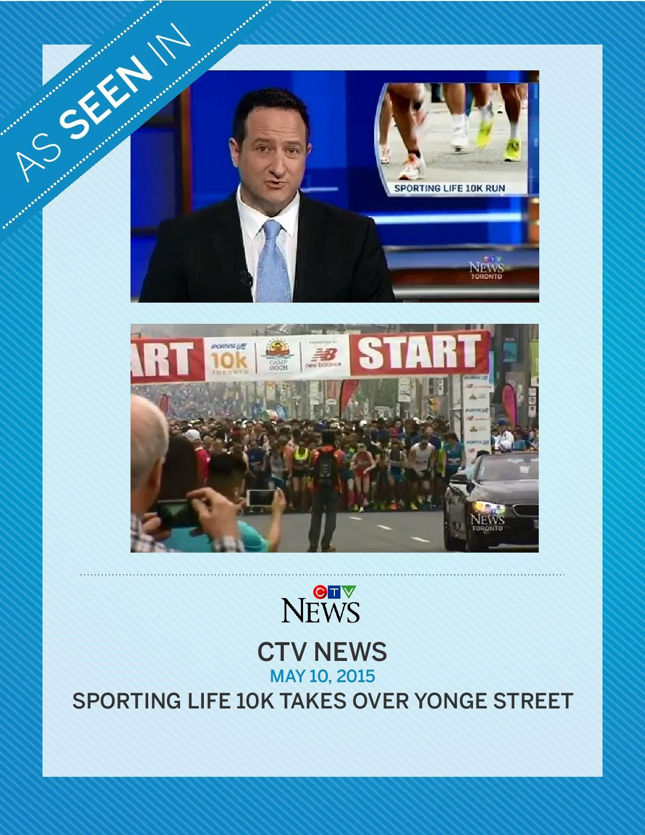 CTV News – May 10th, 2015