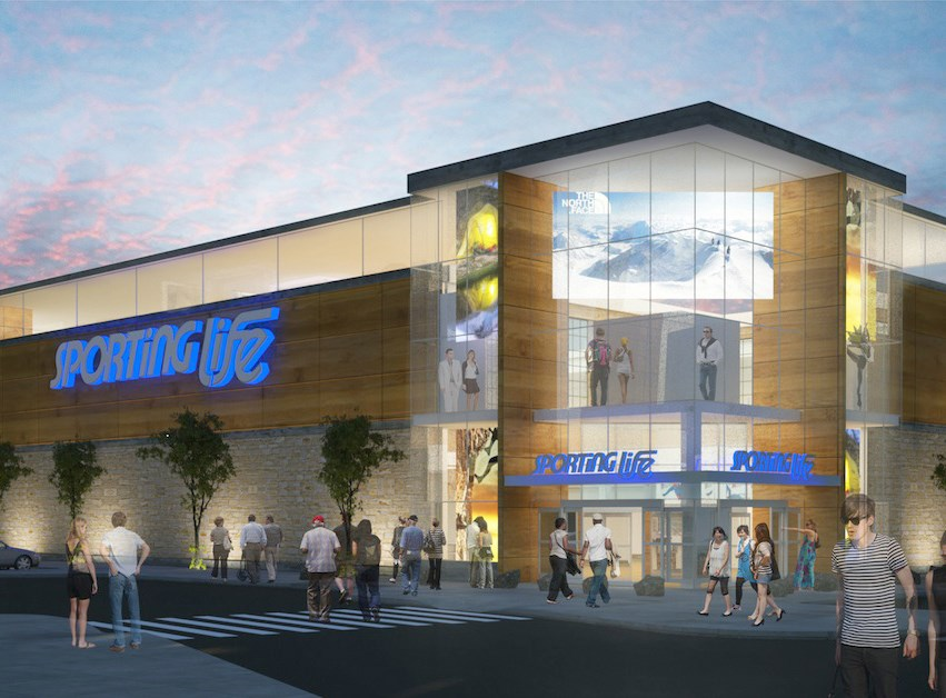 Southcentre Mall Opening Fall 2016