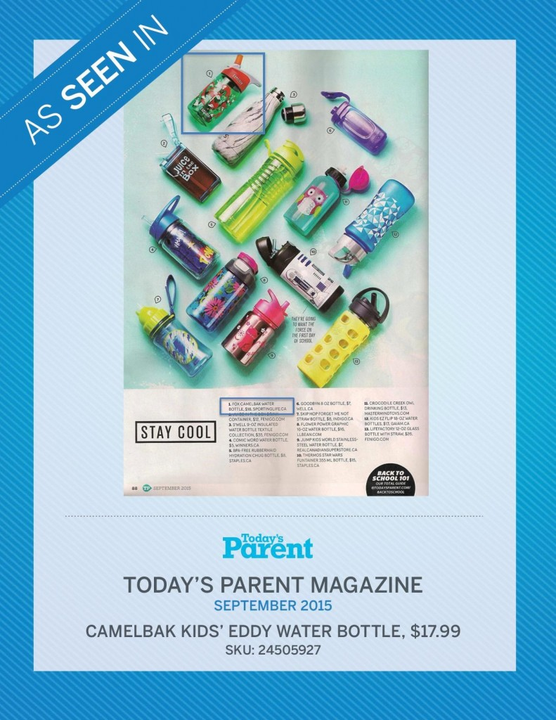Today's Parent Magazine – September 2015