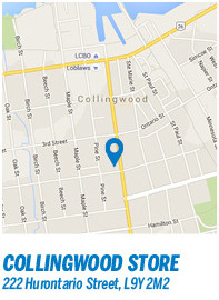 CollingwoodMap