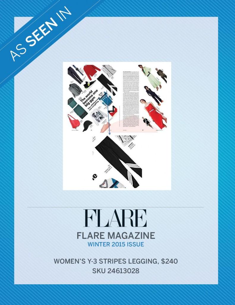 Flare – Winter 2015