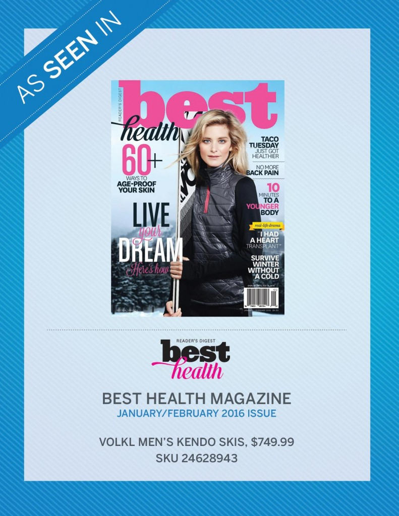 Best Health Magazine – January/February 2016 Issue