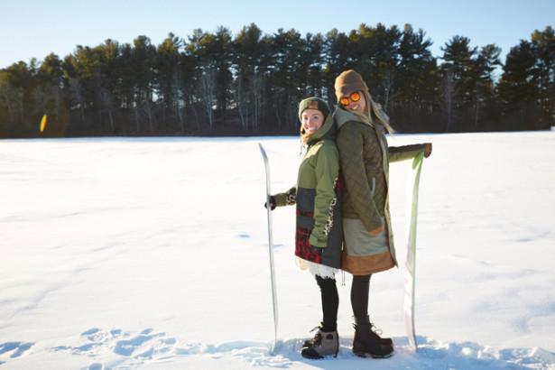 Snowboardgirls