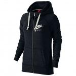 Nike Women's Gym Vintage Full-Zip Hoodie
