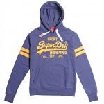 Super Dry Men's Vintage Varsity Hoodie