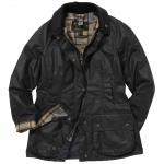 Waxed Beadnell Jacket