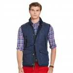 Polo Ralph Lauren Men's Diamond-Quilted Vest