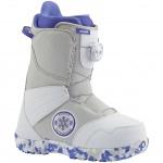 Burton Juniors' [4-6] Zipline Boa® Snowboard Boot