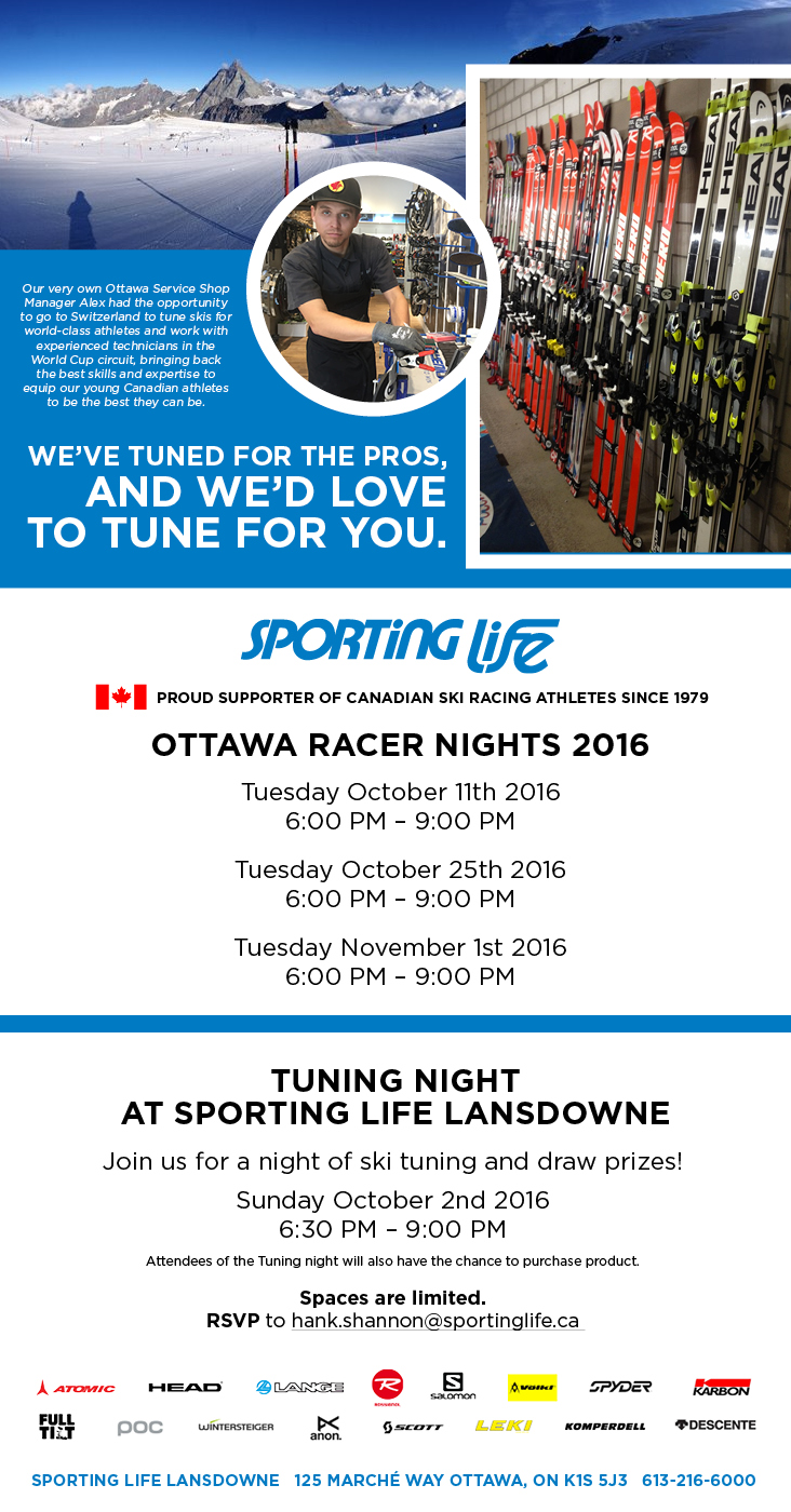 Ottawa Racer Nights 2016