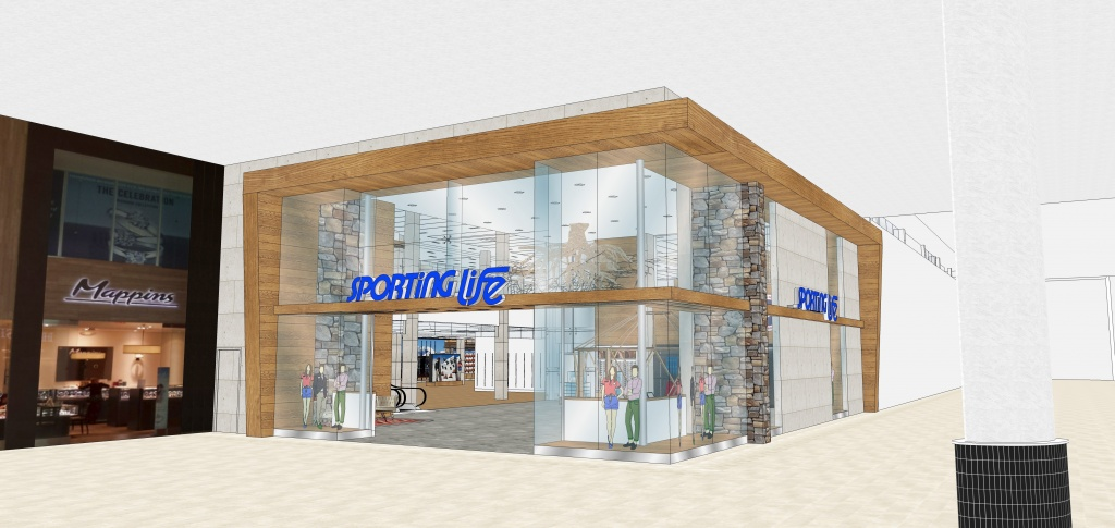 New Stores Opening Fall 2017