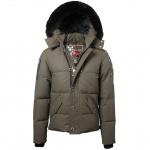 Moose Knuckles Men's 3Q Down Jacket