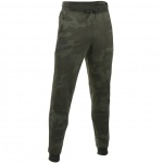 Under Armour Men's Rival Fleece Patterned Jogger Pant