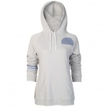 Free City Women's Stripe Pullover Hoodie