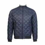 Barbour Men's Holton Bomber Quilted Jacket