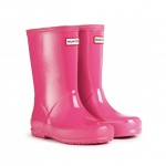 Hunter Girls' [6-13] First Gloss Boot