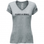 The North Face Women's Take A Hike Tri-Blend T-Shirt