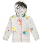 Stella McCartney Kids Girls' [3-6] Graphic Flowers Rebecca Hoodie