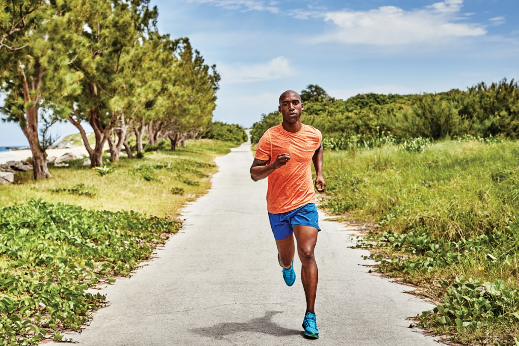 Get Out and Run: Seasoned Runner