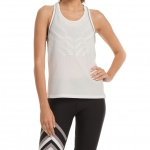 Women's Lattice Wrap Tank Top
