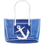 Lolo Anchor Mesh Amy Tote Bag
