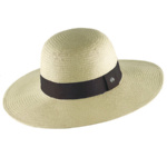 StayBack Hats Breeze Natural Straw Hat