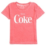 Junk Food Women's Enjoy Coke T-Shirt