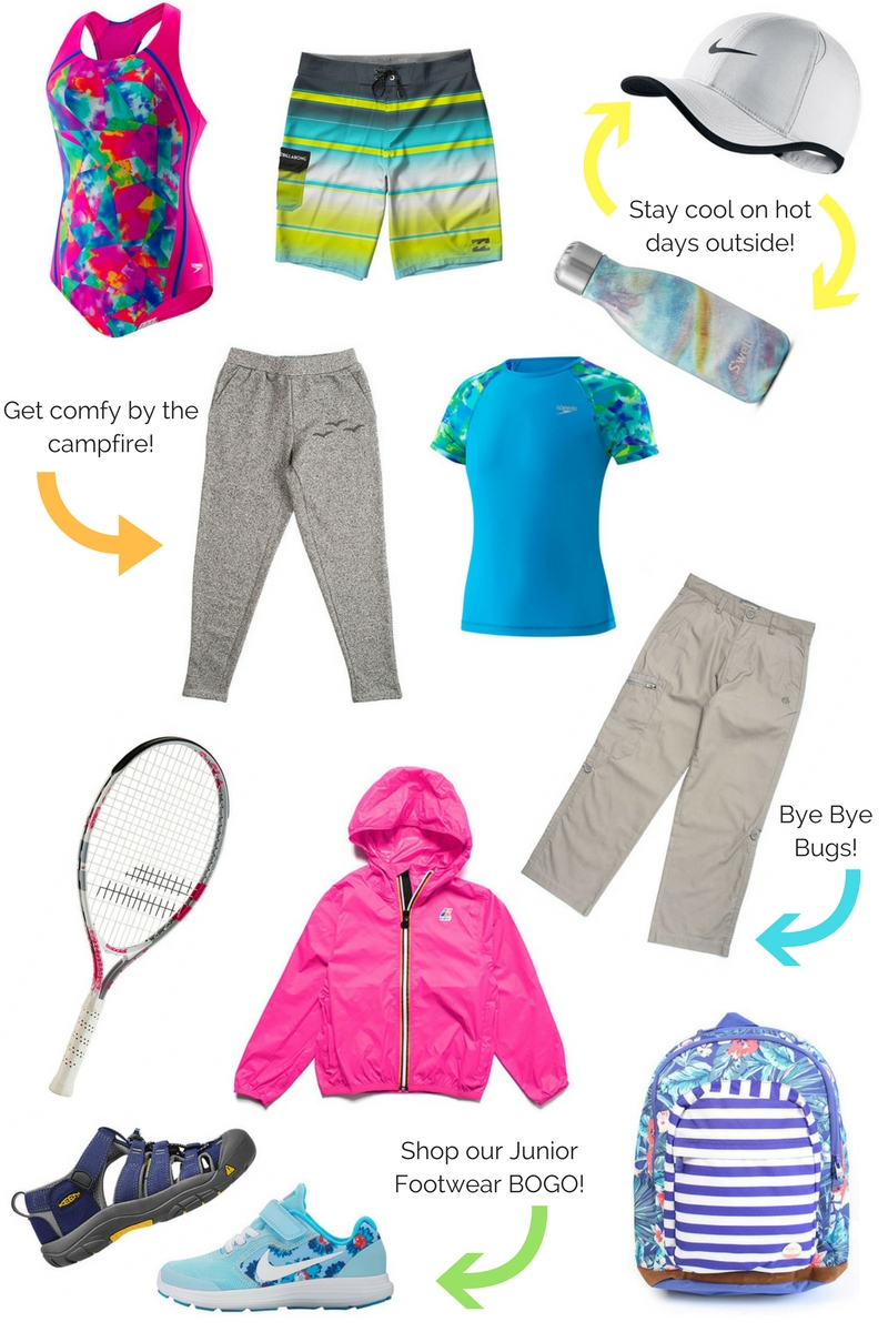 Kids Camp Checklist: Top 10 Items to Pack
