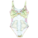 Tuck Shop Trading Co. Women's Get Lost One-Piece Swimsuit