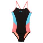 Nike Junior Girls' [7-14] Colour Surge V-Back Swimsuit