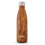 S'well Teakwood Water Bottle (17 Oz)
