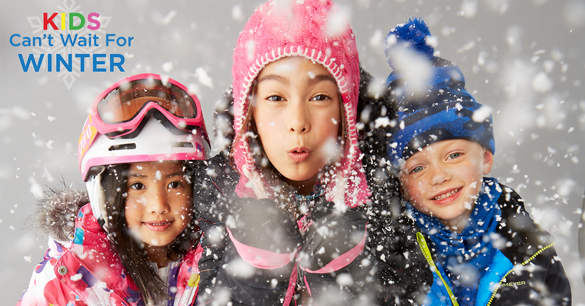 5 Reasons to Shop Kids Can't Wait For Winter