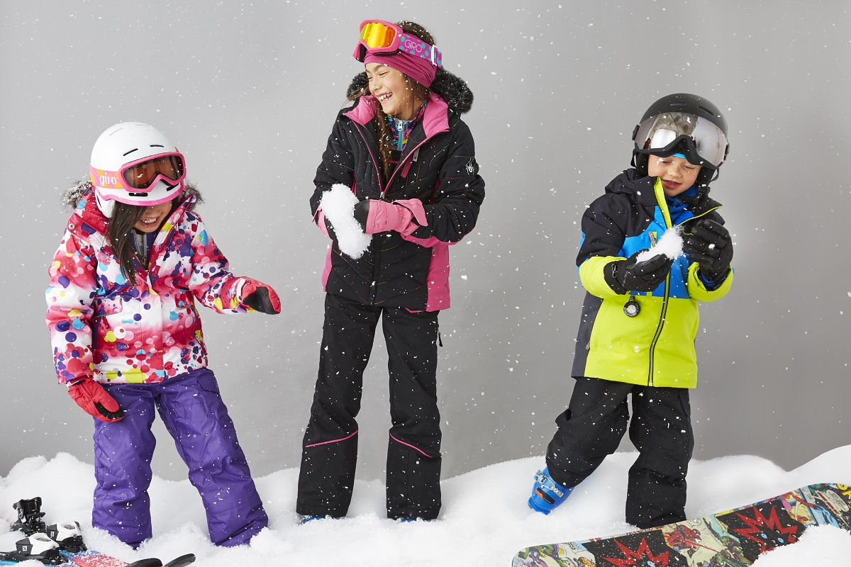 Why Your Child Needs a Helmet This Winter